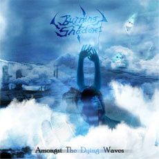 Amongst the Dying Waves EP Cover